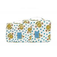 Cartoon Patterns Colorful Travel Organizer Bag SGS Certificated Multiple Compartments Manufactures