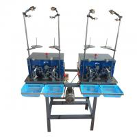 Auto Embroidery Thread Winding Machine 4 Spindle CE Certification 87KG Manufactures