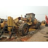 Used 16G Cat Motor grader for sale Manufactures