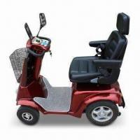 Electric Mobility Scooter with 16km/h Maximum Speed and 45km Travel Distance Manufactures