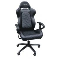 SGS  Adjustable Folding Racing Office Chair Gaming office chair PVC with arm rest Manufactures