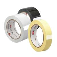 3M 1350F Electrical Insulation Tape , Flame Retardant Mylar Tape With Polyester Film And Acrylic Adhesive Manufactures