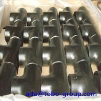 High precision Stainless Steel 3 way Tee 316ti 317l 347h DIN EN Manufactures