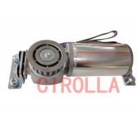 Round Sliding Glass Electric Door Motor 24VDC White light  Brush less 75W Manufactures