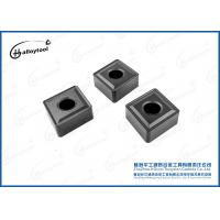 Non Standard Cemented Carbide Inserts , Square Carbide Tool Inserts