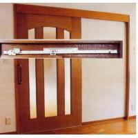 China Hanger Rollers Semi Automatic Door With Super Silent Movement on sale
