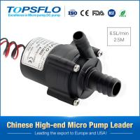 TL-B03 12V 24V liquid transfer electric brushless water dc micro pump Manufactures
