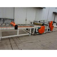 Drywall or Plasterboard Fiber Glass Fabric Coating Laminating Machine Manufactures