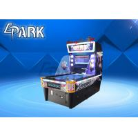 China Amusement Gym Indoor Bar Game Machine / Billiards Ball Shooting Video Game Machine on sale