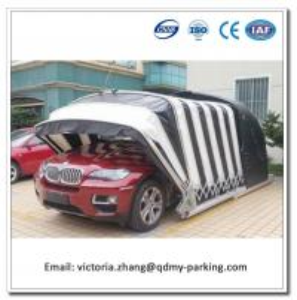 Solar Powered Retractable Car Garage/ Portable Car Tent Garage/Portable Car Garage India Manufactures