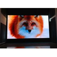Quality P1.9 Ultra HD 1.923mm Small Pixel Pitch Indoor Rental LED Video Wall Display for sale