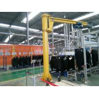 China Made Best Selling 3Ton- 5Ton Column Mounted Electric Jib Crane Installed with Electric Hoist Manufactures