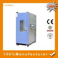 Constant Temperature Humidity  Chamber / Climatic Test Chamber For Metal Manufactures