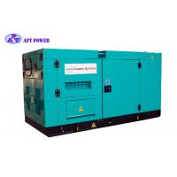 Quality Silent Diesel Generator Equipped Nissan Engine And Low Oil Consumption for house for sale
