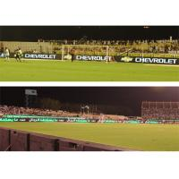 Anti Collision / Crashproof Led P16 Display , Led Stadium Display Static Scan Method Manufactures