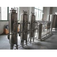 Reverse Osmosis Drinking Water System Stainless Steel New Condition Manufactures