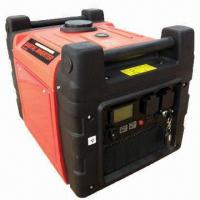 5.0kVA Silent Digital Inverter Generator with Pure Sine Wave Manufactures