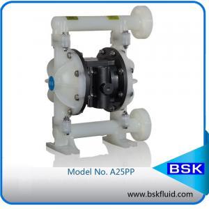 China Self Priming Pneumatic Diaphragm Pump 1.5 Air Diaphragm Pump Low Air Pressure on sale