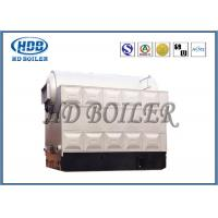 Water Tube Automatic Industrial Biomass Fuel Steam Boliers Energy Saving Manufactures
