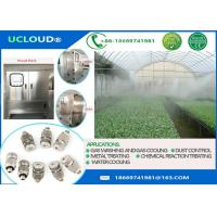 Automatic Pressure Relief Industrial Spray Nozzles Water Dripping Protect Manufactures