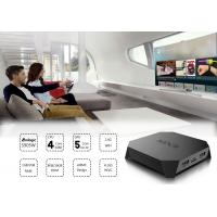 Android 7.1 Mini PC Android TV Box 2.4G WiFi Wireless Smart TV Box Manufactures