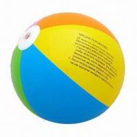 12-inch Inflatable Beach Ball Manufactures