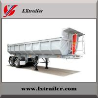 Sand stone transport tipper semi lorry / dump semi truck trailer Manufactures