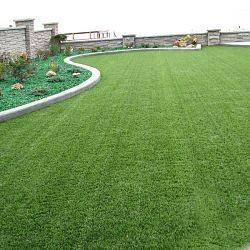 Soft Outdoor Artificial Grass ,  fake lawn grass , domestic artificial grass Manufactures