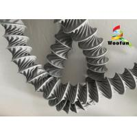 Quality Waterproof Compressing High Temperature Flexible Duct PVC Small Bending Radius for sale