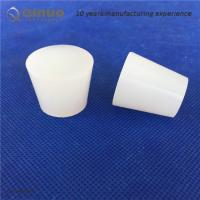 China Shanghai Qinuo Manufacture Custom Silicone Rubber Masking Plug with High Quality on sale
