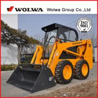 GN700 Skid steer loader with bucket for export Manufactures