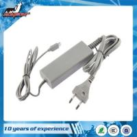 China US Plug AC Power Supply Adapter for Wii U Game Console (Grey) on sale