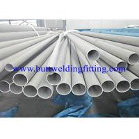 Buy cheap Hastelloy C22 Alloy Steel Seamless Pipe ASTM B161/ ASME SB161 200 & 201 from wholesalers