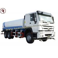 Sinotruk 25m3 HOWO Sprayer Water Tank Truck 371HP 8X4 Sprinkling Truck Manufactures
