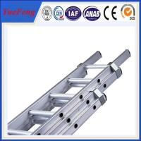 6063 t5 OEM aluminum fabrication,ladder aluminium,aluminium extension ladder Manufactures