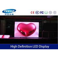 P2.5 High Definition LED Display , MBI5024 SMD 3 In 1 Full Color Led Adverting Signs Manufactures