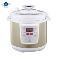 Porridge Power Electric Pressure Cooker Non Stick Coating Inner Pot Smart Control Manufactures