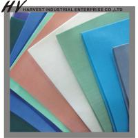 Plain Dyed Tc 45*45 96*72 44/45 Woven Poplin Fabric Manufactures