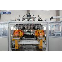 China 6 Cavity Heads HDPE Blow Moulding Machine , PE PP Blow Moulding Machine on sale