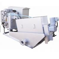Buy cheap Volute Press Sludge Drying Equipment Make Animal Waste To Be Meal Oil from wholesalers