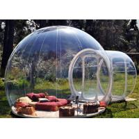 China Commercial Outdoor Hotel Inflatable Transparent Tent For Sale From Sino factory on sale