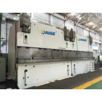 650 Ton CNC Electric Hydraulic Proportion Press Brake In Tandem Model For Pole Bending Manufactures