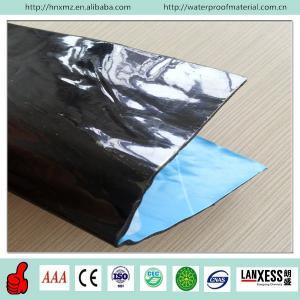 Self adhesive bitumen waterproofing membrane Manufactures