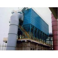 China FMQD Air Cleaning Industrial Dust Collector / Cement Dust Collector Novel Design on sale