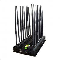 China Lojack Mobile Network Blocker Device 16 Antennas DC12V With 1 Year Warranty on sale