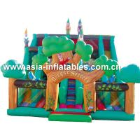 Durable Inflatable Slide In Children Fairy Tales Theme For Sale Manufactures