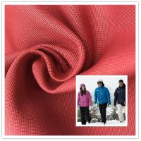 Waterproof 150 Denier Polyester Fabric Anti - Tear With Excellent Wear Resistance Manufactures