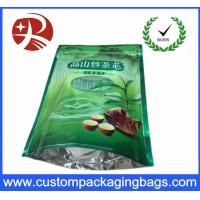 OEM RDY PE Laminated food grade plastic bags Custom Printed 3 side sealed Manufactures