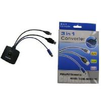 China 3 in 1 Converter for PS2 to PC/GC/xBox (HYS-MP025) on sale