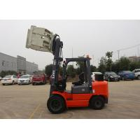 Buy cheap OEM 3.5T Diesel Engine Forklift Truck FD35T External Air Filter With Caster from wholesalers